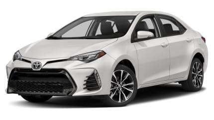 2018 Toyota Corolla - 4dr Sedan (SE)