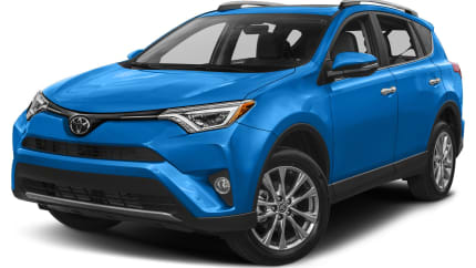 2018 Toyota RAV4 - 4dr Front-wheel Drive (Limited)