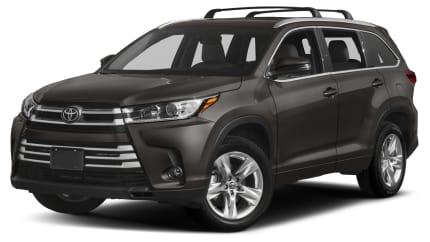 2018 Toyota Highlander - 4dr Front-wheel Drive (Limited V6)