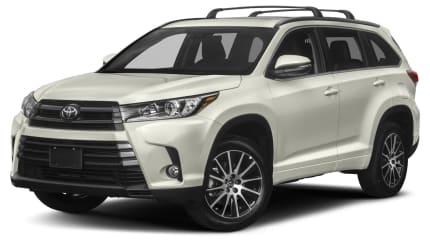 2018 Toyota Highlander - 4dr Front-wheel Drive (SE V6)