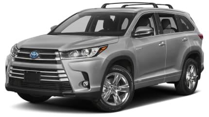 2018 Toyota Highlander Hybrid - 4dr All-wheel Drive (LE V6)