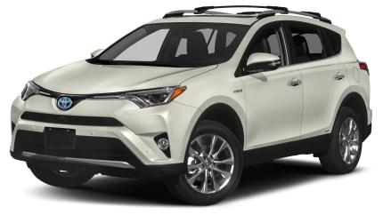 2018 Toyota RAV4 Hybrid - 4dr All-wheel Drive (Limited)