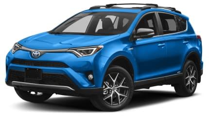 2018 Toyota RAV4 Hybrid - 4dr All-wheel Drive (SE)