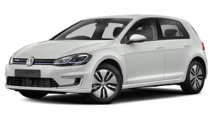 2017 Volkswagen e-Golf - 4dr Front-wheel Drive Hatchback (SE)