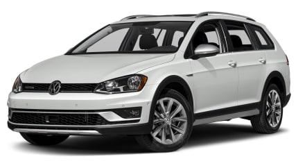 2017 Volkswagen Golf Alltrack - 4dr All-wheel Drive 4MOTION (TSI S)