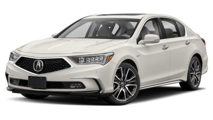 2018 Acura RLX Sport Hybrid - 4dr SH-AWD Sedan (Base w/Advance Package)