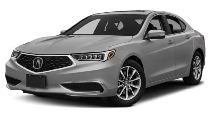 2018 Acura TLX - 4dr Front-wheel Drive Sedan (Base)