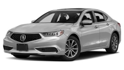 2018 Acura TLX - 4dr Front-wheel Drive Sedan (V6)
