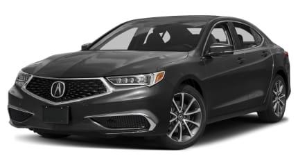 2018 Acura TLX - 4dr Front-wheel Drive Sedan (V6 A-Spec)
