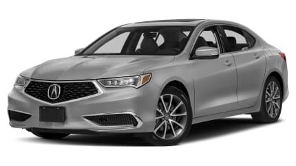 2018 Acura TLX - 4dr SH-AWD Sedan (V6)