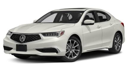 2018 Acura TLX - 4dr SH-AWD Sedan (V6 A-Spec)