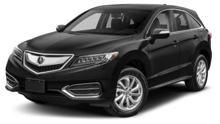 2018 Acura RDX - 4dr All-wheel Drive (Technology Package)