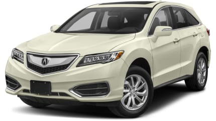 2018 Acura RDX - 4dr Front-wheel Drive (Base)