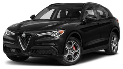 2018 Alfa Romeo Stelvio - 4dr All-wheel Drive (Base)