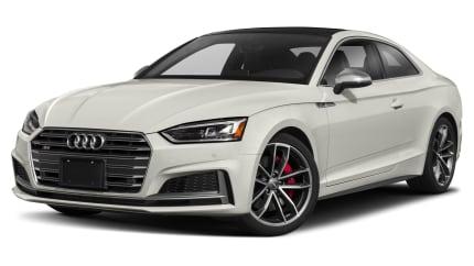 2018 Audi S5 - 2dr All-wheel Drive quattro Coupe (3.0T Premium Plus)
