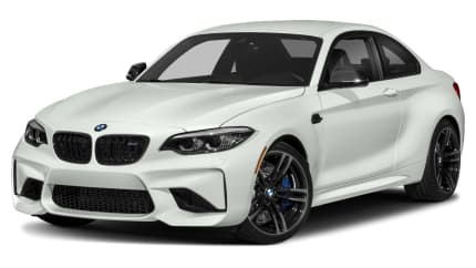 2018 BMW M2 - 2dr Rear-wheel Drive Coupe (Base)