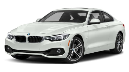 2018 BMW 430 - 2dr Rear-wheel Drive Coupe (i w/SULEV)
