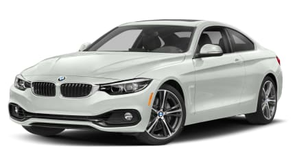 2018 BMW 440 - 2dr Rear-wheel Drive Coupe (i)