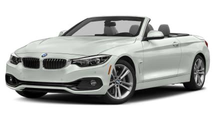 2018 BMW 440 - 2dr Rear-wheel Drive Convertible (i)