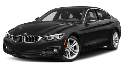 2018 BMW 430 Gran Coupe - 4dr All-wheel Drive Hatchback (i xDrive w/SULEV)