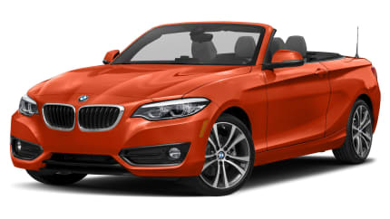2018 BMW 230 - 2dr Rear-wheel Drive Convertible (i)