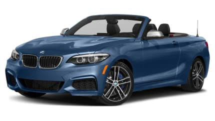 2018 BMW M240 - 2dr All-wheel Drive Convertible (i xDrive)