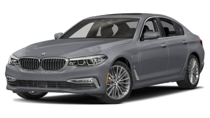 2018 BMW 530e - 4dr All-wheel Drive Sedan (xDrive iPerformance)