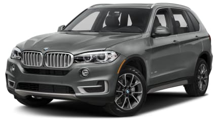 2018 BMW X5 - 4dr All-wheel Drive Sports Activity Vehicle (xDrive35i)