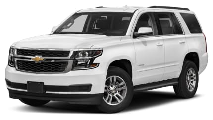 2018 Chevrolet Tahoe - 4x2 (LS)