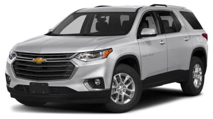2018 Chevrolet Traverse - Front-wheel Drive (LT Cloth w/1LT)