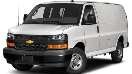 2018 Chevrolet Express 3500 - Rear-wheel Drive Cargo Van (Work Van)