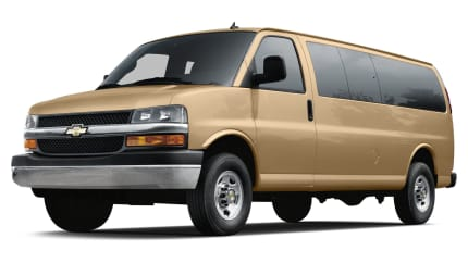 2018 Chevrolet Express 3500 - Rear-wheel Drive Passenger Van (LS)