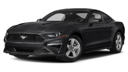 2018 Ford Mustang - 2dr Fastback (EcoBoost)