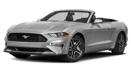 2018 Ford Mustang - 2dr Convertible (EcoBoost)