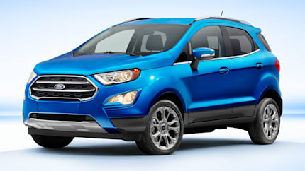 2018 Ford EcoSport - Front-wheel Drive Sport Utility (S)