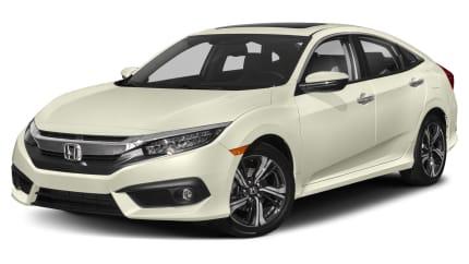 2018 Honda Civic - 4dr Sedan (Touring)