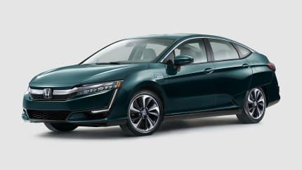 2018 Honda Clarity Plug-In Hybrid - 4dr Sedan (Base)