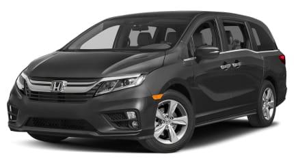2018 Honda Odyssey - Passenger Van (EX)