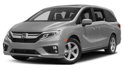 2018 Honda Odyssey - Passenger Van (EX-L)
