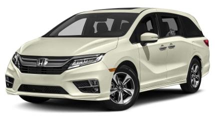 2018 Honda Odyssey - Passenger Van (Touring)