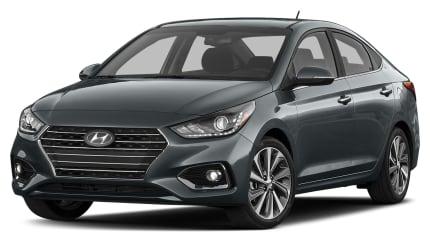 2018 Hyundai Accent - 4dr Sedan (SE)