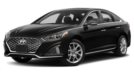 2018 Hyundai Sonata - 4dr Sedan (Sport)