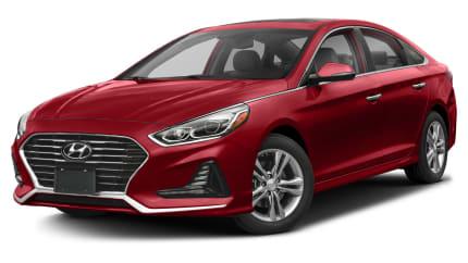 2018 Hyundai Sonata - 4dr Sedan (Limited)