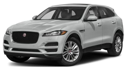 2018 Jaguar F-PACE - All-wheel Drive (25t)