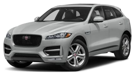 2018 Jaguar F-PACE - All-wheel Drive (25t R-Sport)