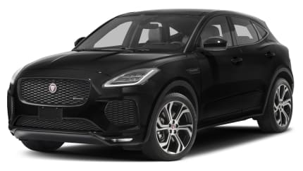 2018 Jaguar E-PACE - All-wheel Drive Sport Utility (First Edition)