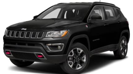 2018 Jeep Compass - 4dr 4x4 (Trailhawk)