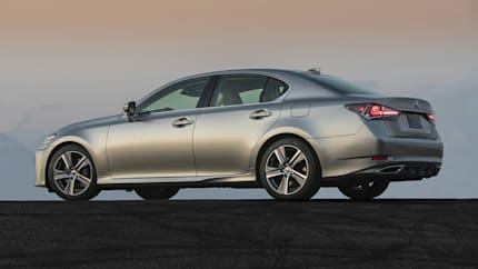 2018 Lexus GS 300 - 4dr Rear-wheel Drive Sedan (F Sport)