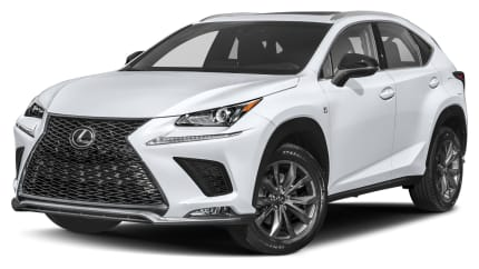 2018 Lexus NX 300 - 4dr Front-wheel Drive (F Sport)