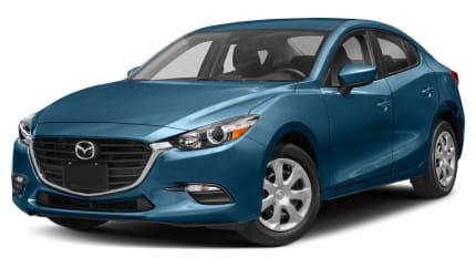 2018 Mazda Mazda3 - 4dr Sedan (Sport)